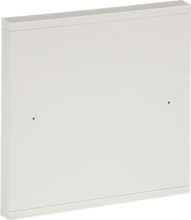 Picture of ORIA SWITCH 1 FOLD IVORY FRONT STATUS