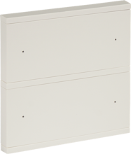 Picture of ORIA SWITCH 2 FOLD IVORY FRONT STATUS