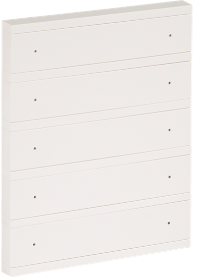 Picture of ORIA SWITCH 5 FOLD IVORY FRONT STATUS