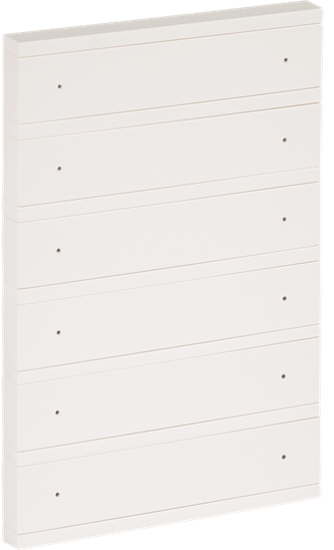 Picture of ORIA SWITCH 6 FOLD IVORY FRONT STATUS