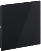Picture of Rosa Crystal Switch Single Black Status No Icon