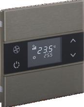 Picture of Rosa Metal Thermostat 1F Bronze Status No Icon