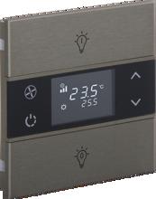 Picture of Rosa Metal Thermostat 1F Bronze Status Icon