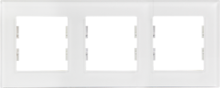 Picture of ROSA GLASS FRAME TRIPLE PEARL WHITE