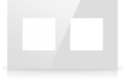Picture of MONA  FRAME MODULAR EUROPEAN DOUBLE 2M WHITE
