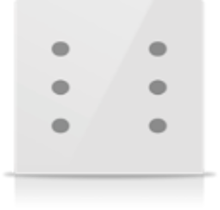 Picture of Rosa Solid Switch 3F White