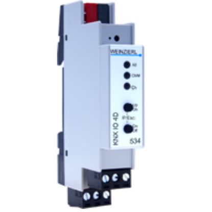Picture of Weinzierl KNX IO 534 CV LED dimming actuator 4-fold