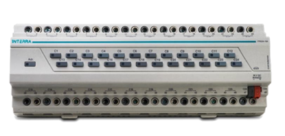 Picture of 24 Channel Knx Combo Switch Actuator