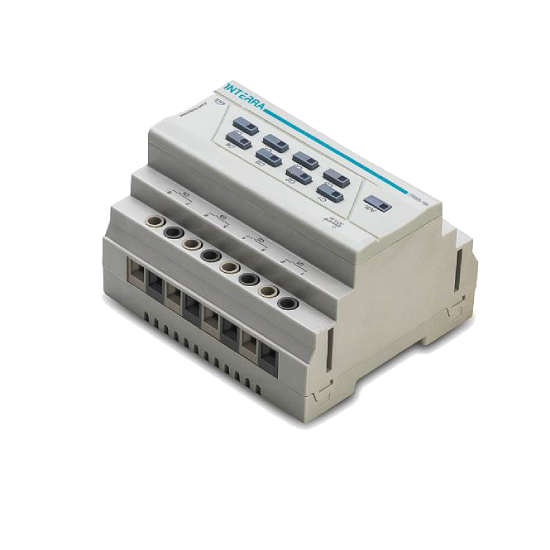 Picture of 8 Channel Knx Combo Switch Actuator