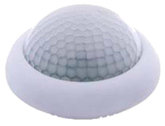 Picture of KNX Wide-Range Ceiling Mount PIR Sensor