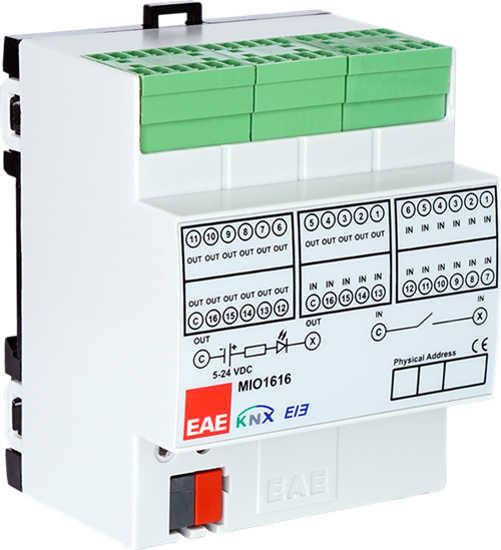 Picture of EAE 16+16 MULTI INPUT/OUTPUT